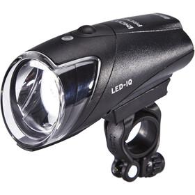 Busch + Müller IXON IQ Premium Linterna frontal incluye baterías y cargador, black